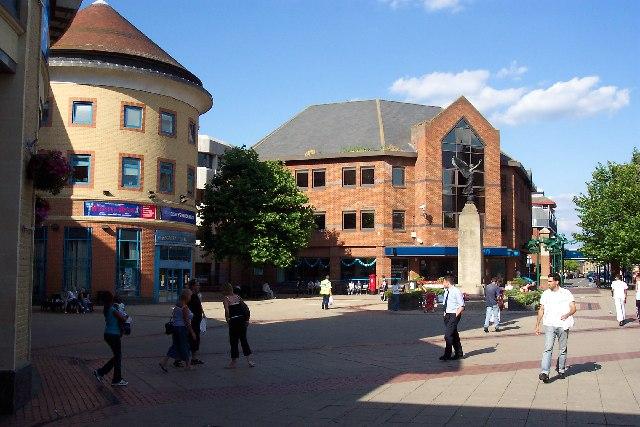 Woking Town Square