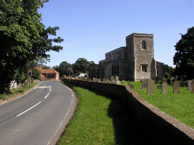 Welwick Village Church