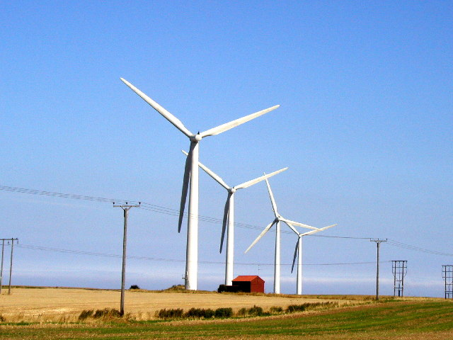 Out Newton middle turbines