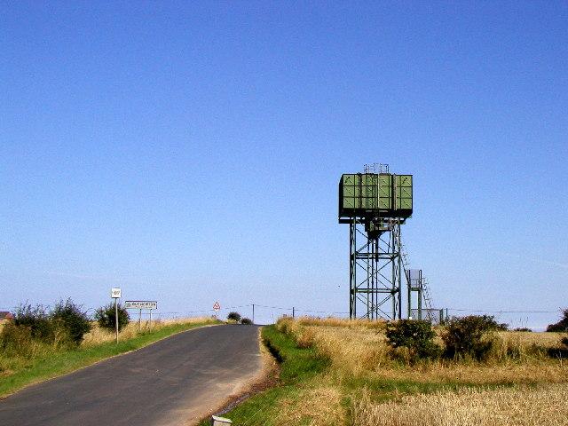 Balk Hill Water Tower