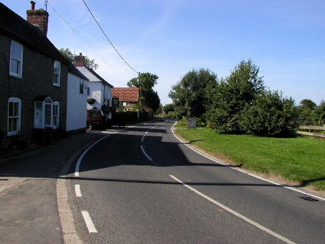 Holmpton Village