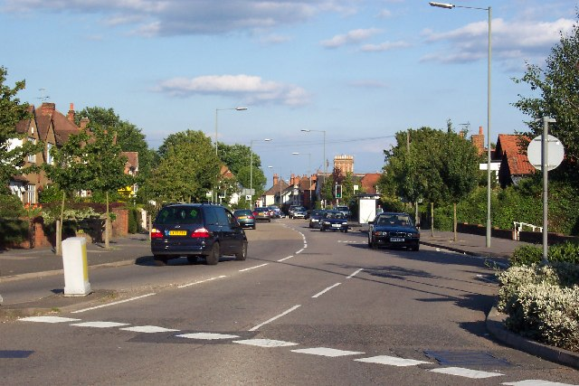 High Street, Old Woking
