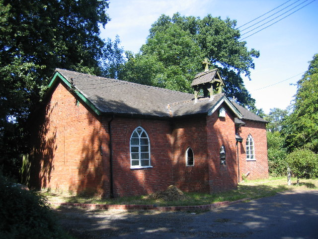 The Old Chapel, Chessetts Wood