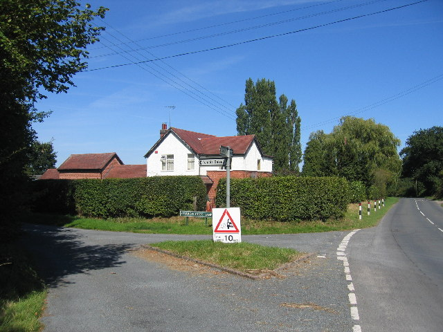 Oldwich Lane