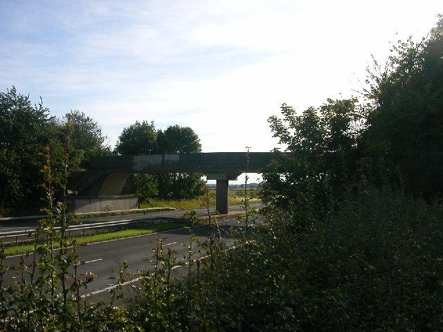 Onley Grounds-M45 Motorway Bridge