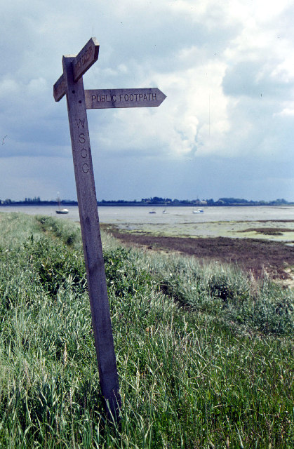 Thorney Island nr. Prinsted Point
