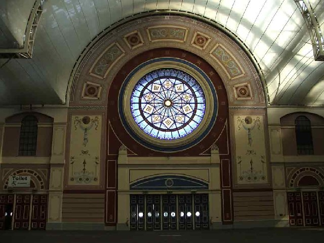 Great Hall Alexandra Palace