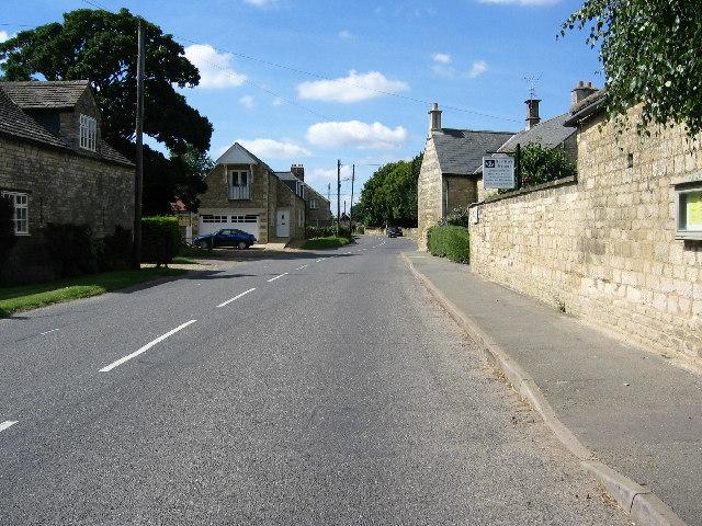 Main Street, Thistleton, Rutland