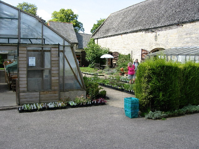 The Herb Nursery, Thistleton