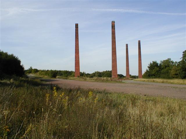 Site of Watnall Brickworks