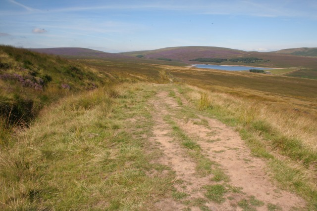 Pennine Way, Heptonstall Moor