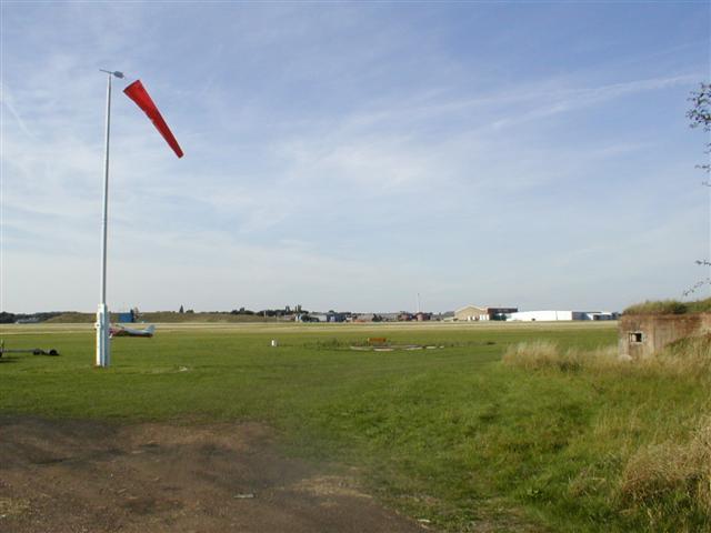 Hucknall Aerodrome