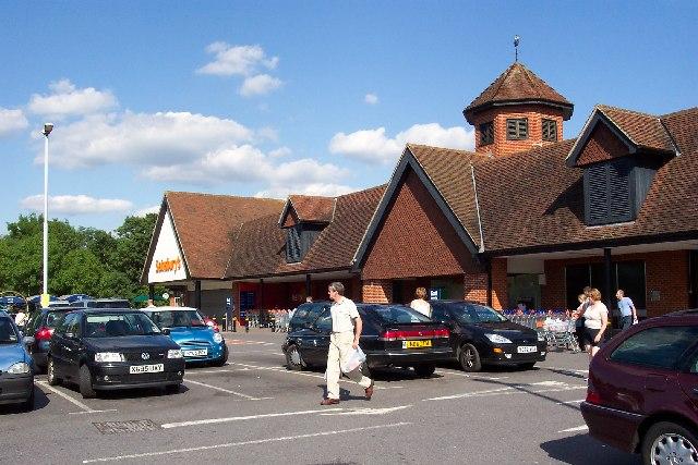 Sainsbury's, Burpham