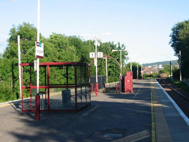 Langside Station