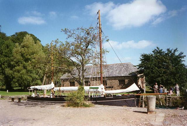 Calstock: Cotehele Quay