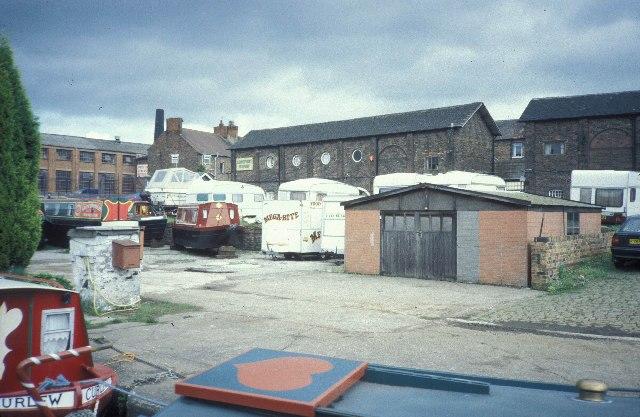 Longport Wharf
