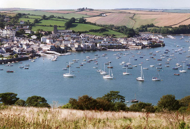 Salcombe: from East Portlemouth