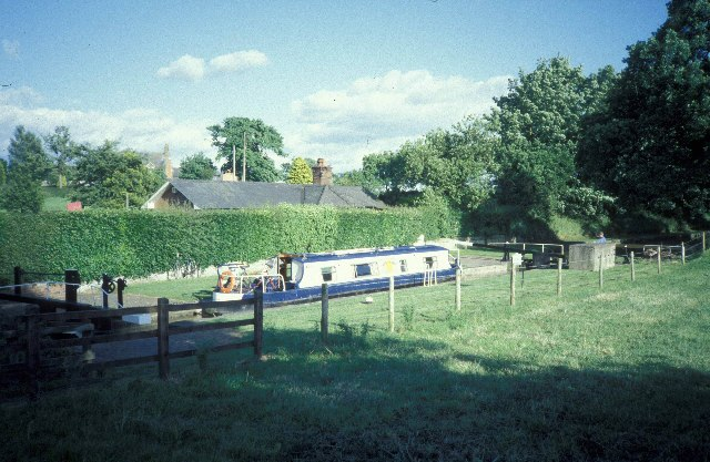 Audlem top lock