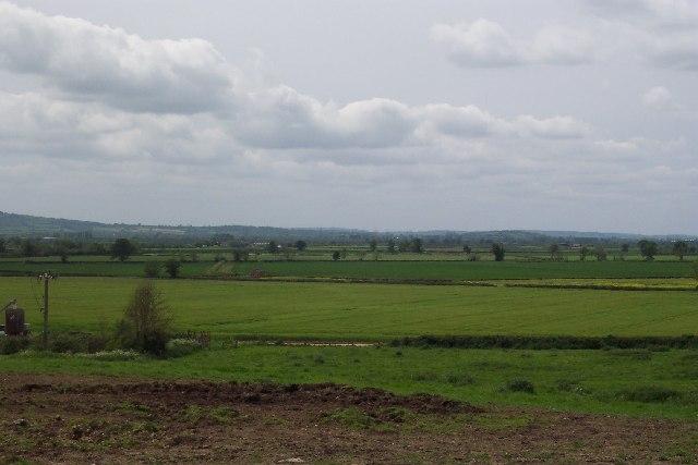 Fields near Charndon, Bucks