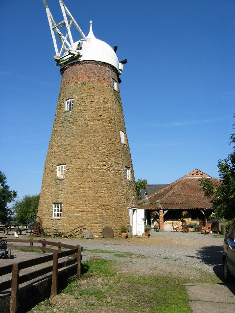 Wymondham Windmill, Leicestershire