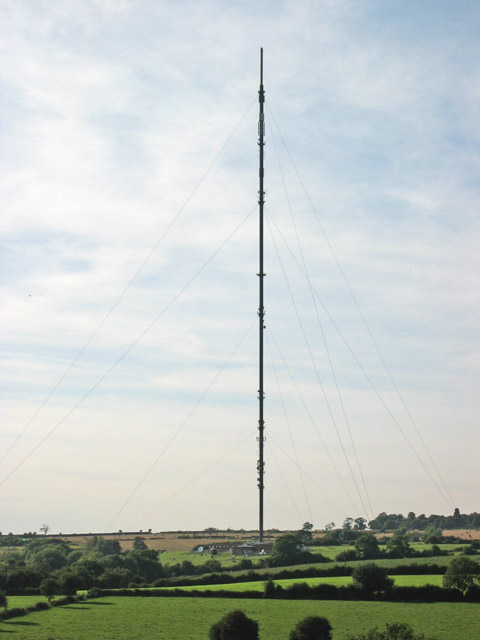 Waltham on the Wolds Transmitter
