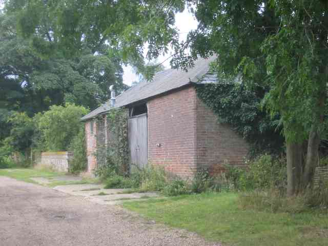 Farm Buildings at Holtsmere End