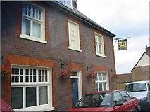 TL0516 : White Hart Pub Markyate. by Jack Hill
