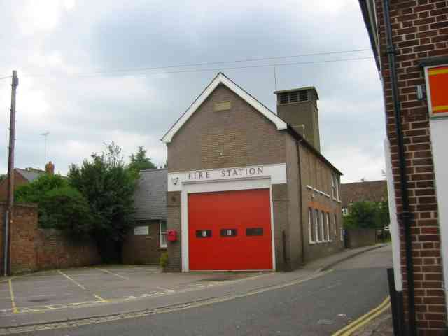 Fire Station at Markyate
