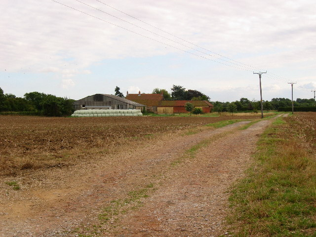Farm near Skirlaugh