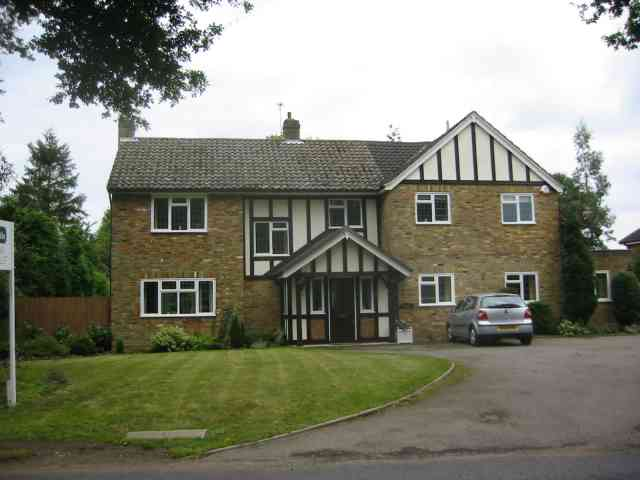 House at Cheverell's Green