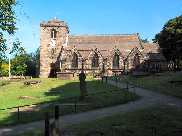 Rawdon church