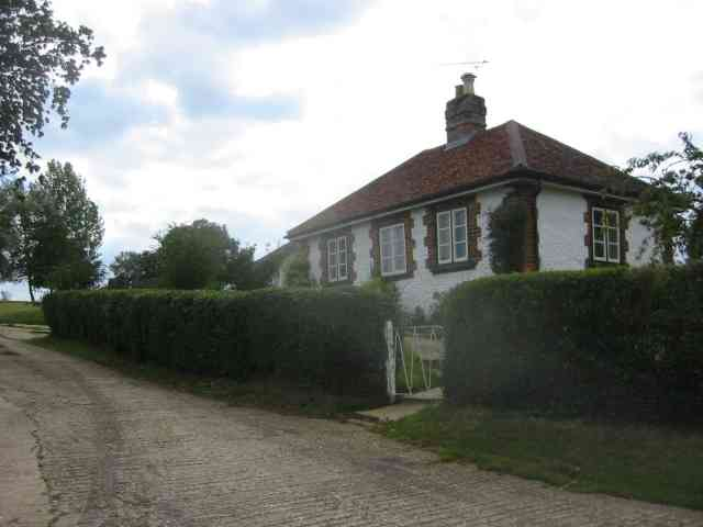 House at entrance to Great Revell's Farm