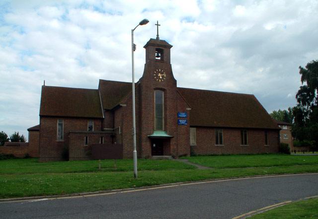 Church of St. Edward King and Confessor, New Addington, CR0