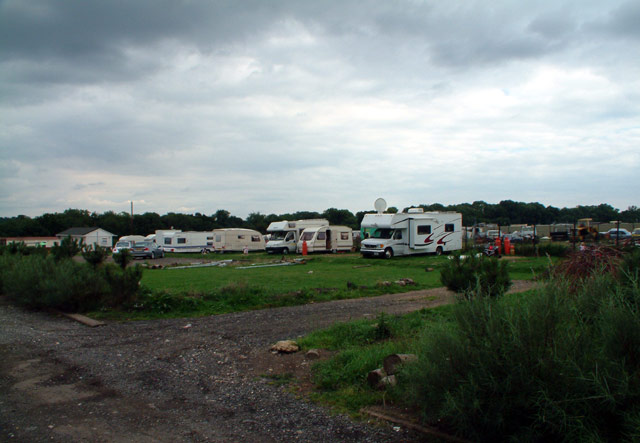 Keston Park caravan site, Layhams Road, Keston, BR2