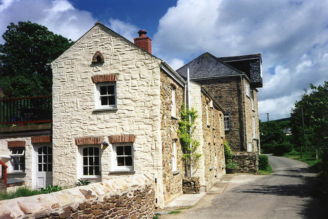 St Agnes: Tywarnhayle Mill, Mount Hawke