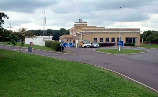 Metropolitan Police Dog Training Establishment, Keston BR2