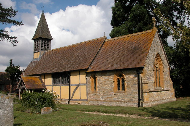 Besford church
