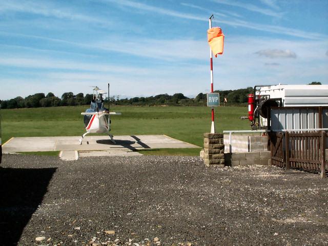 Leeds Heliport