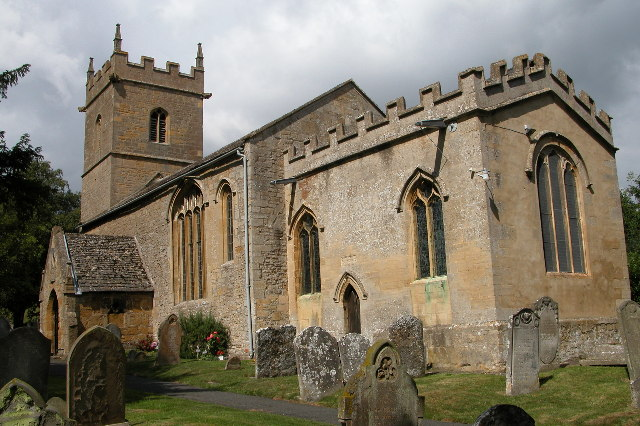 Ashton-Under-Hill Church