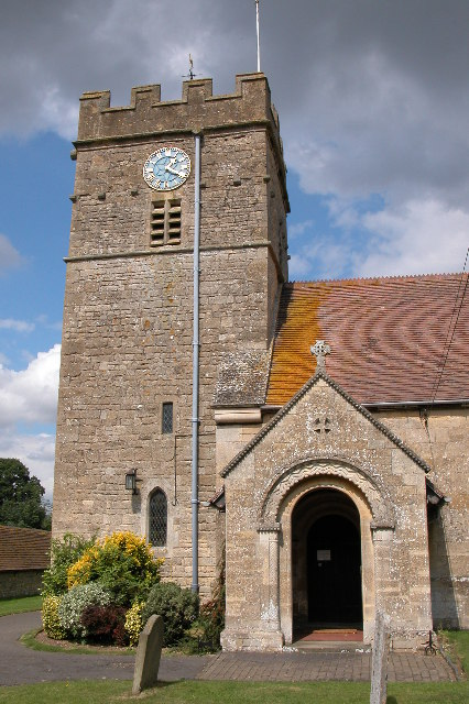 Bredon's Norton Church