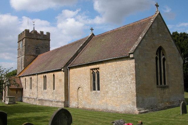 Bredon's Norton Church