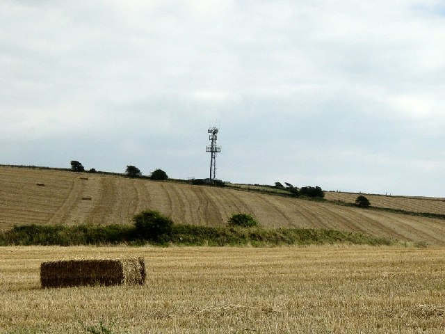 Telecommunications Tower on Newmarket Hill