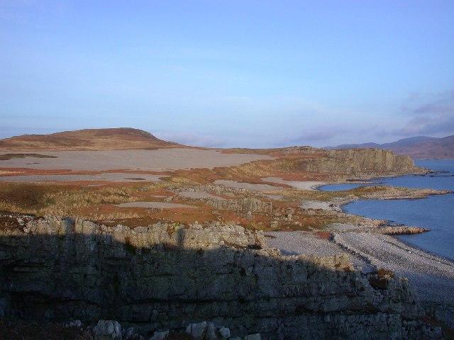 West Loch Tarbert from Ruantallain