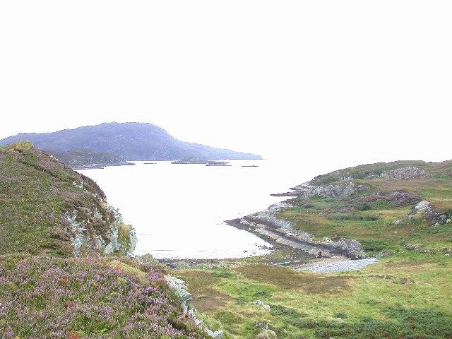 Dun aGhaill, Eilean Dubh Mor