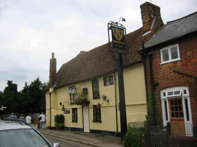 Three Blackbirds Pub Flamstead