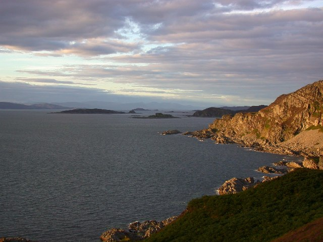 Na h- Urrachann Isle of Scarba