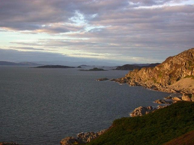 Na h-Urrachann Isle of Scarba