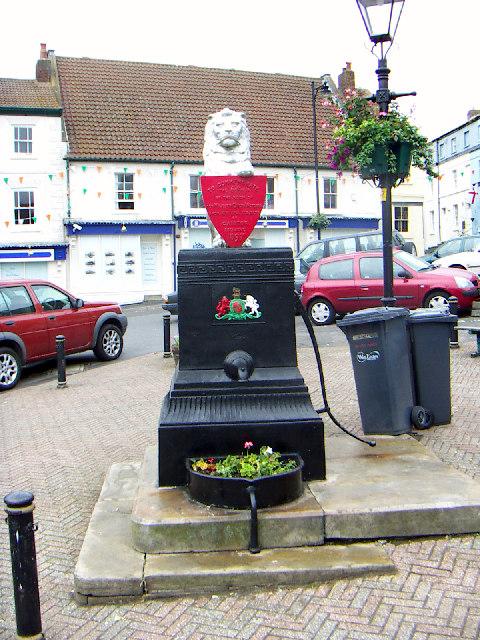 Memorial Pump - Caistor