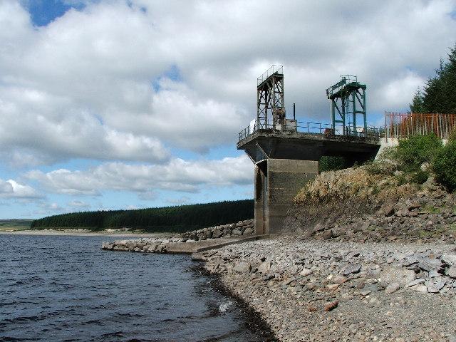 Loch Doon Hydro