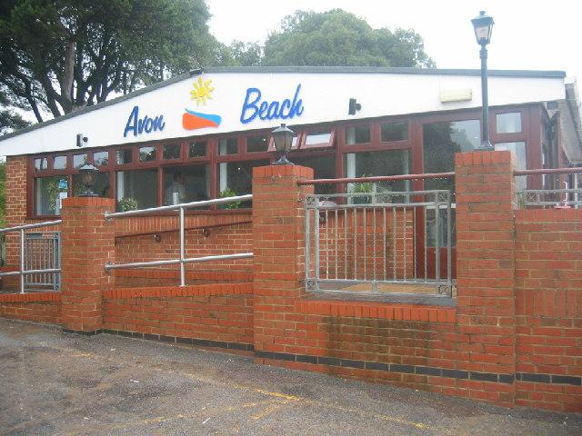 Avon Beach Cafe, Mudeford